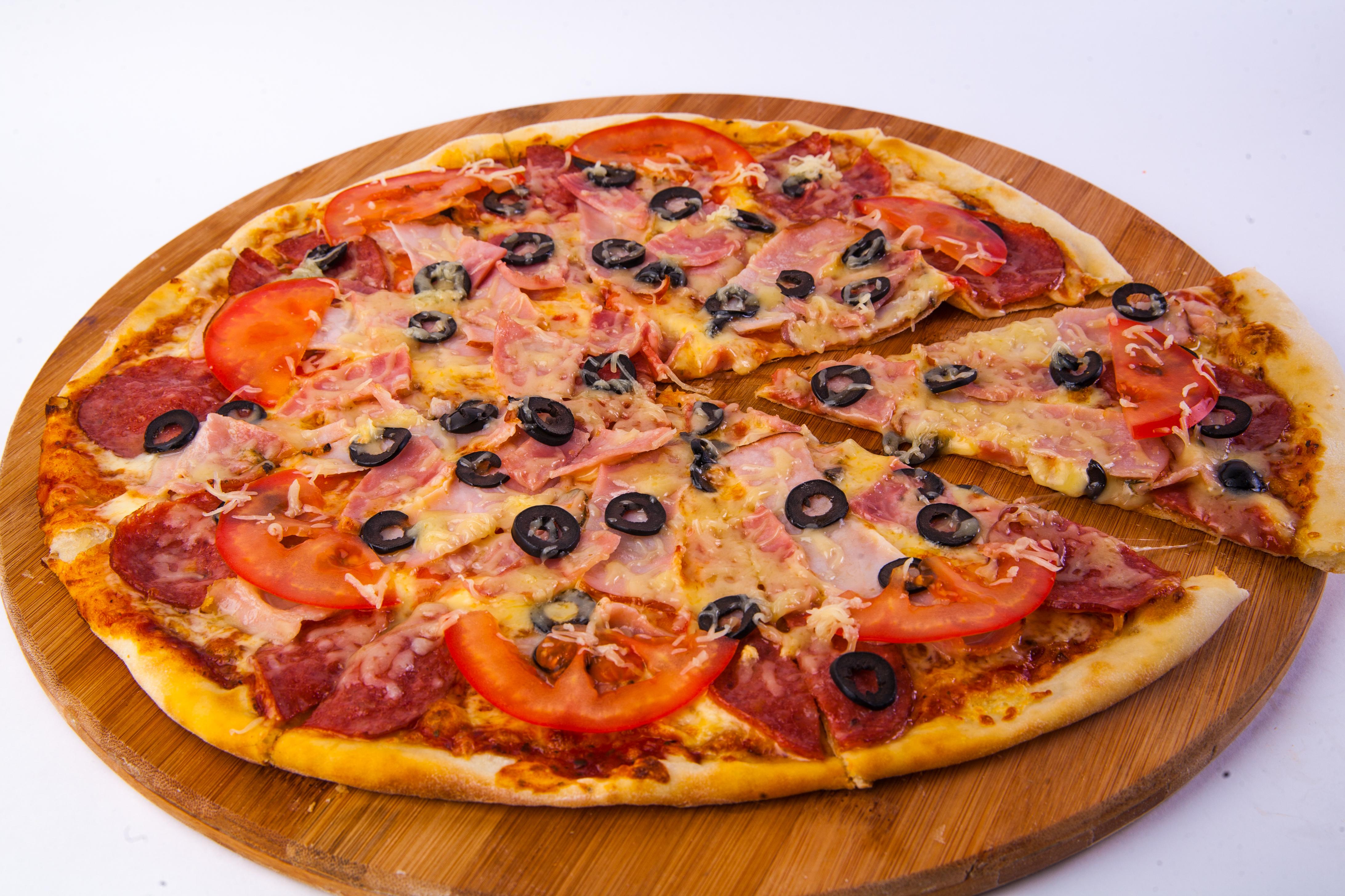 лучшие рецепты пиццы в домашних условиях с фото пошагово