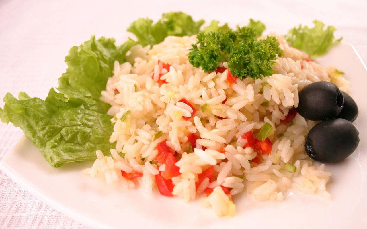Рассыпчатого риса на гарнир в мультиварке