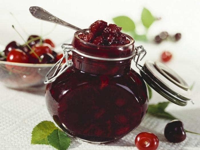 Рецепты вишневого варенья с косточками