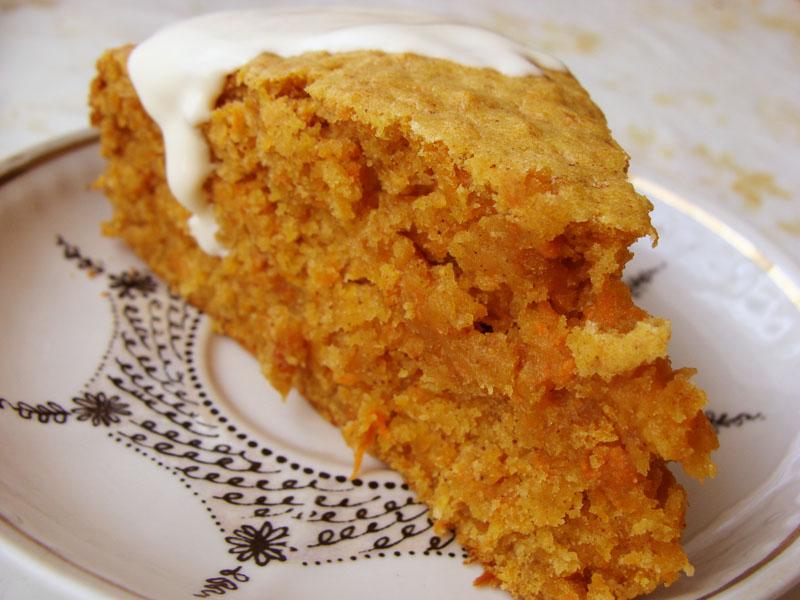 морковный пудинг диетический рецепт
