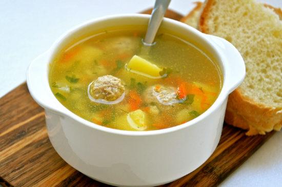 рецепт супа с мультиварке