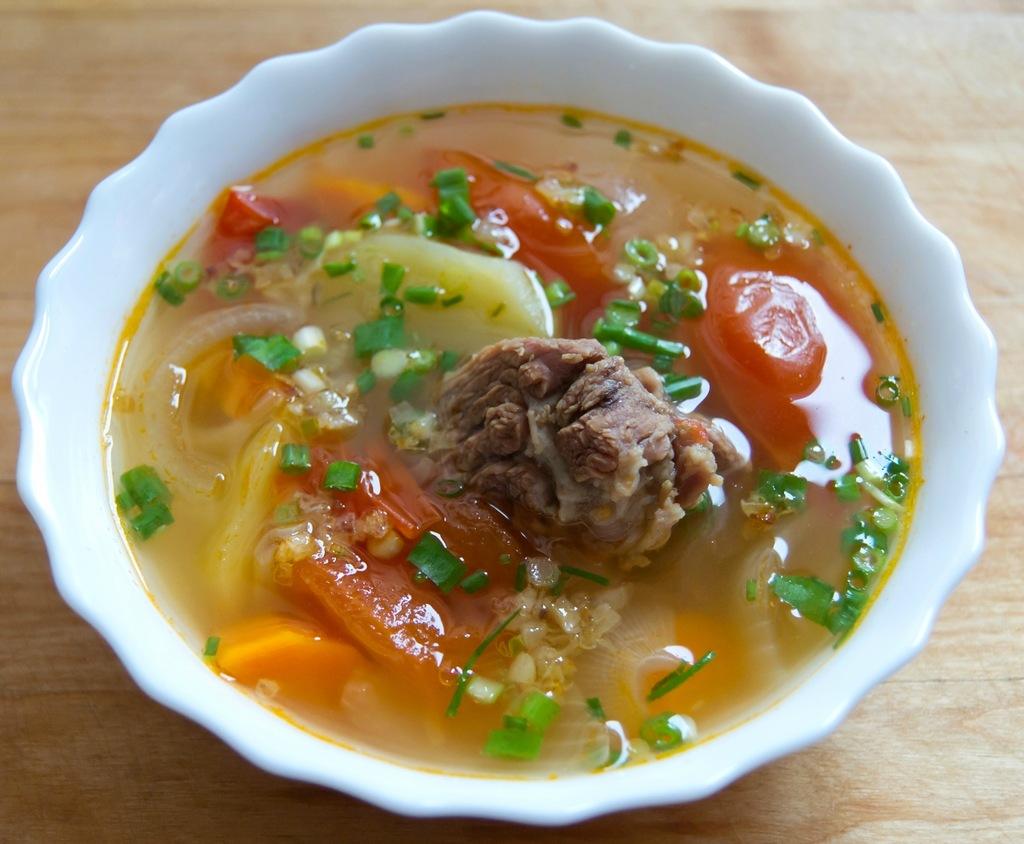 супы в мультиварке панасоник рецепты с фото