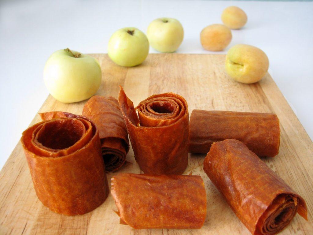 Как сделать смокву из яблок