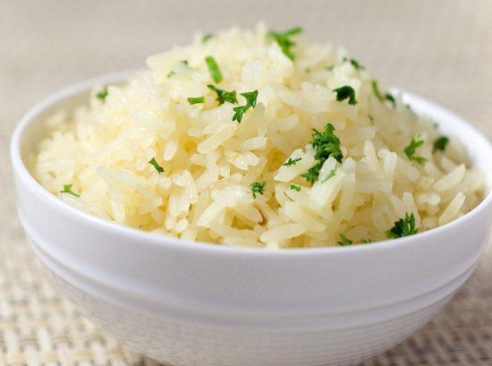как приготовить рис на гарнир рассыпчатый в мультиварке
