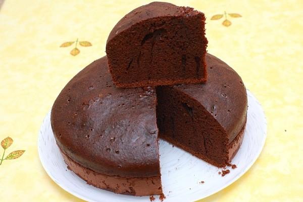 шоколадный бисквит рецепт в мультиварке