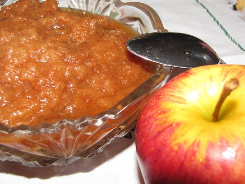 как приготовить повидло из яблок чтобы не пригорало