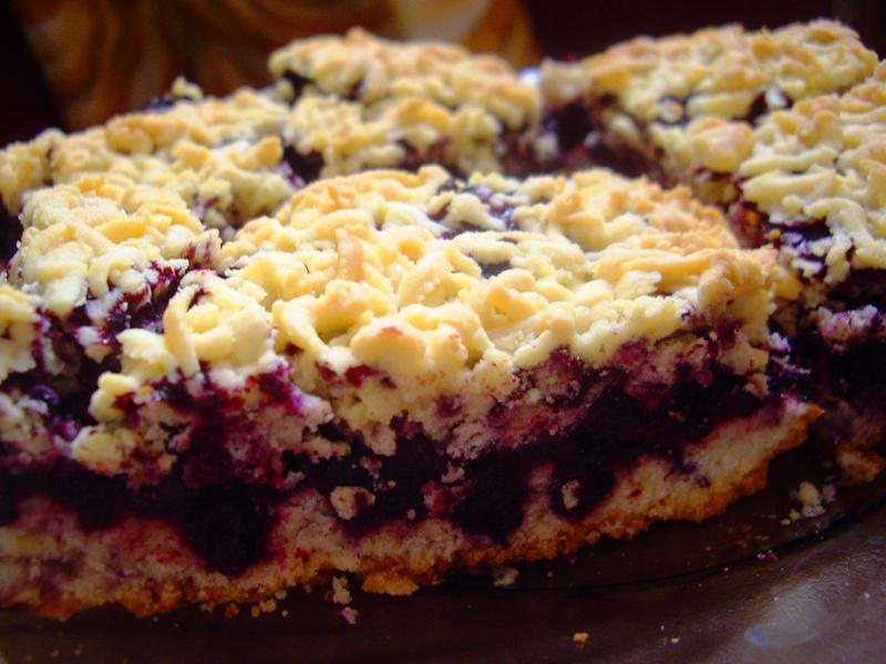 пирог в мультиварке со смородиной рецепты с фото