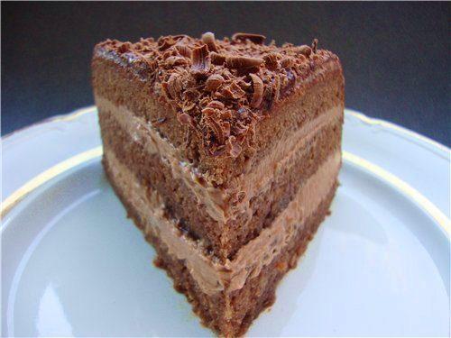 Все о выпечке торт прага по госту