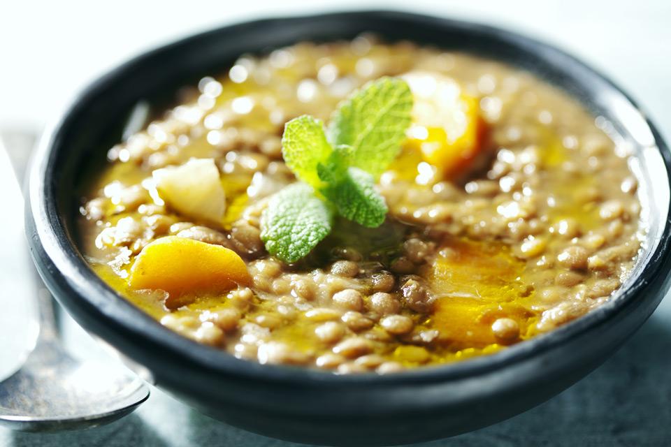 суп из чечевицы рецепты с тушенкой фото
