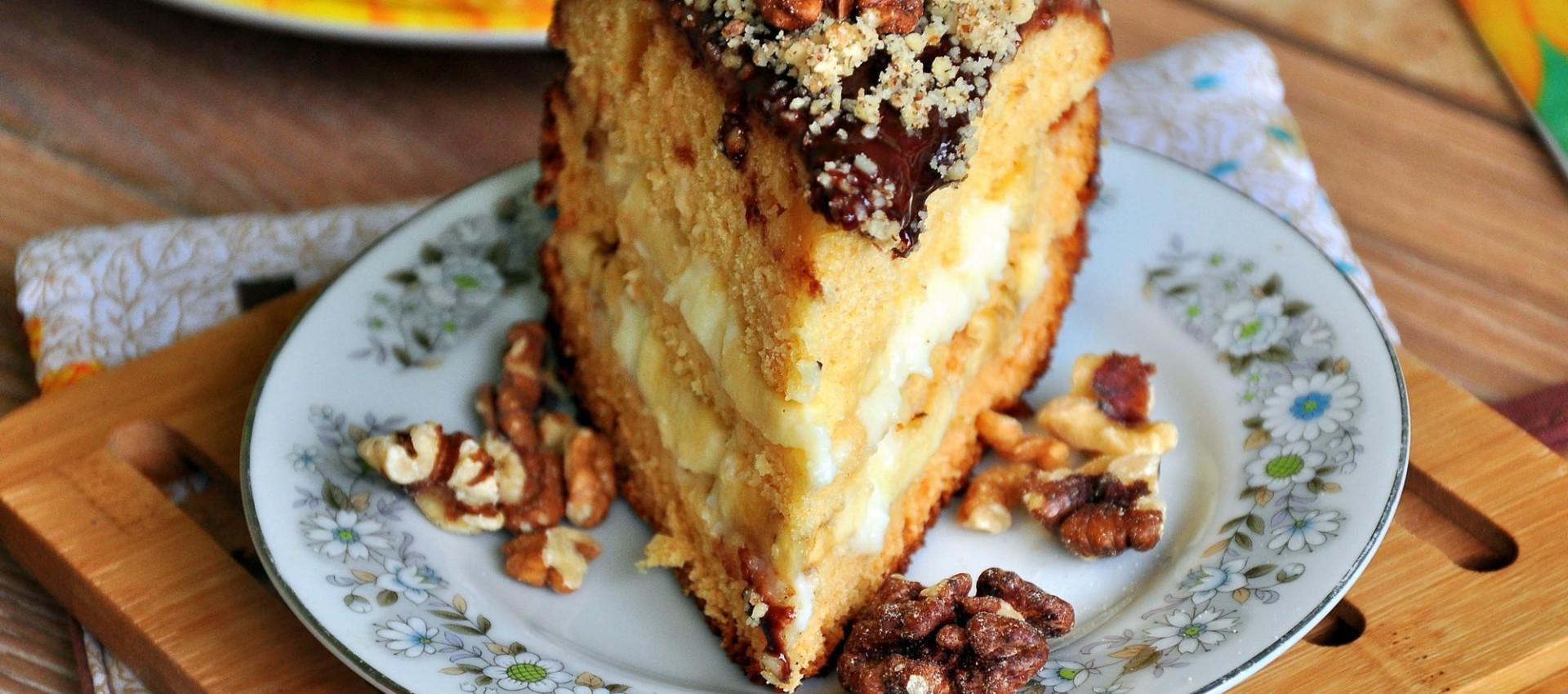 Бисквит на меду пошаговый рецепт