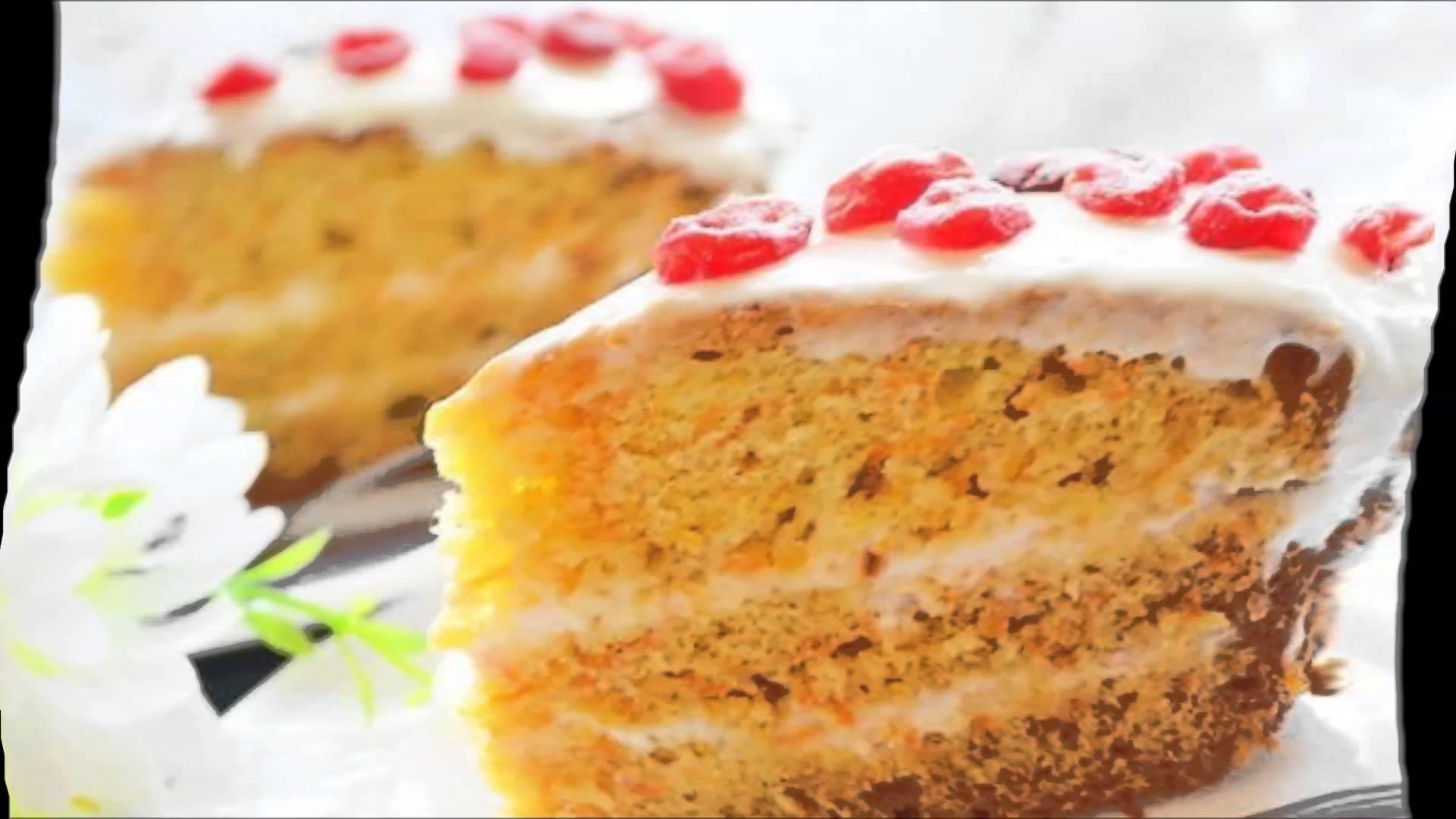 морковный торт рецепт в мультиварке с орехами
