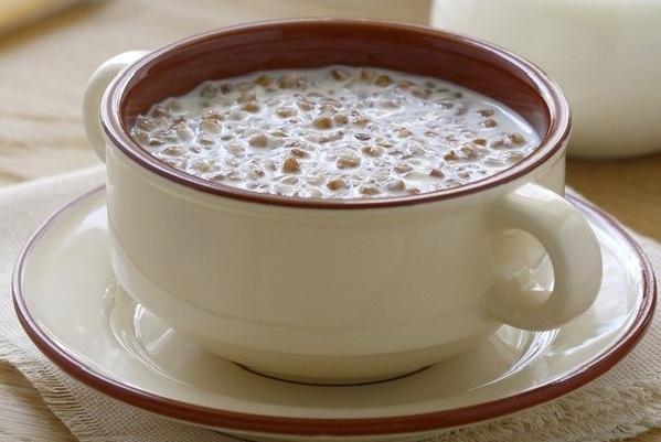 гречневая каша на молоке как варить рецепт