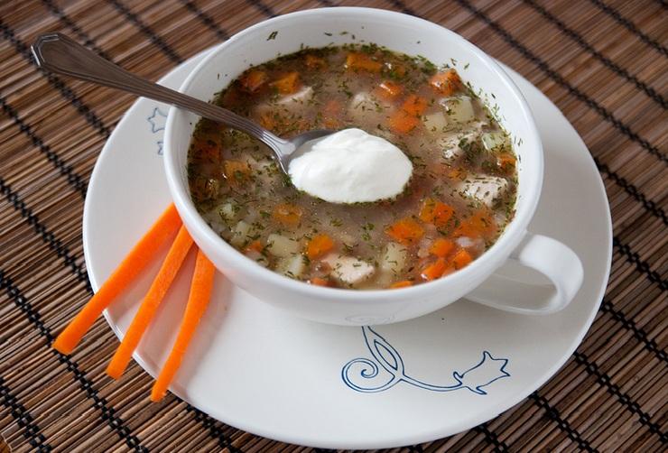 Как варить суп гречневой
