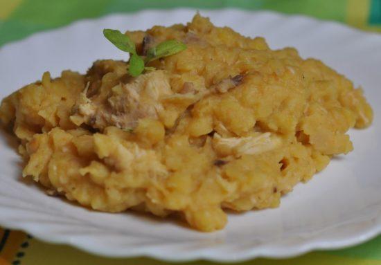 Гороховая каша - пошаговый рецепт с фото: как приготовить 57