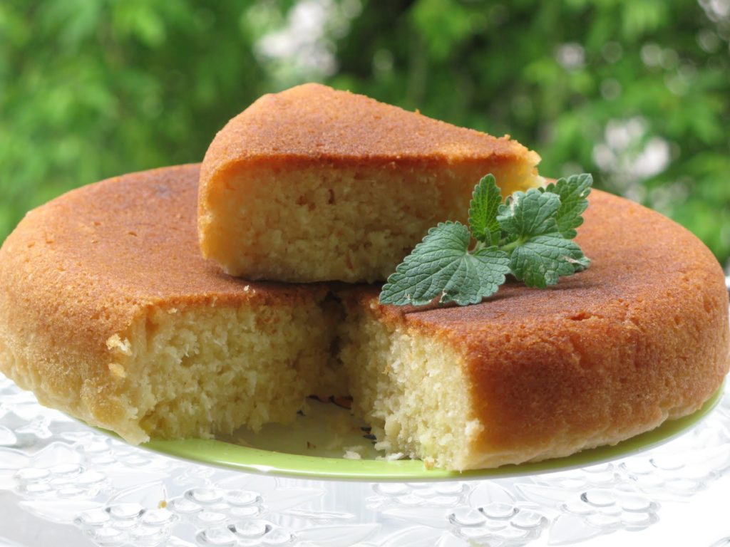 Манник рецепт классический на кефире в духовке рецепт