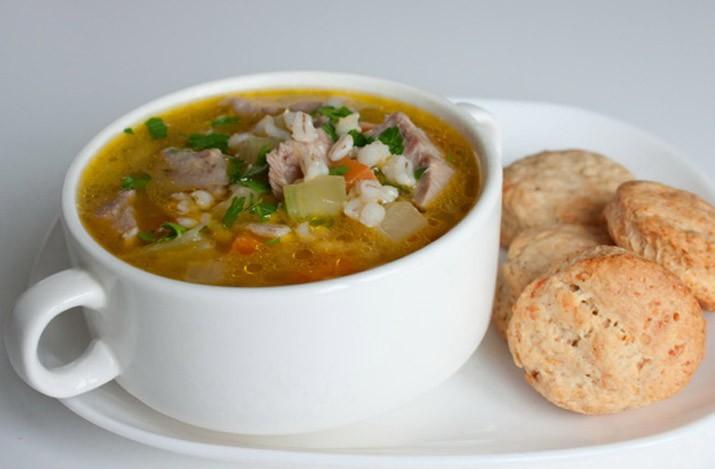 Суп перловый с грибами рецепты