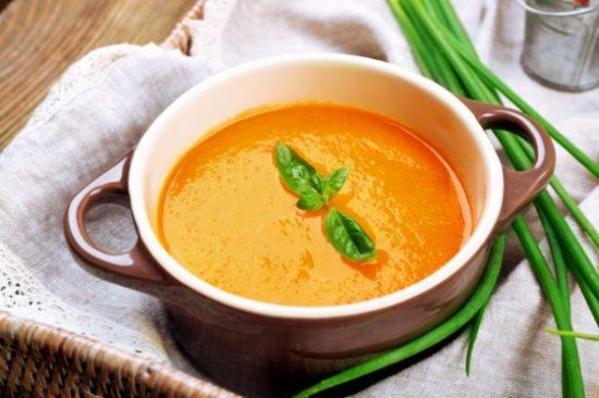 Рецепт тыквенного супа в мультиварке