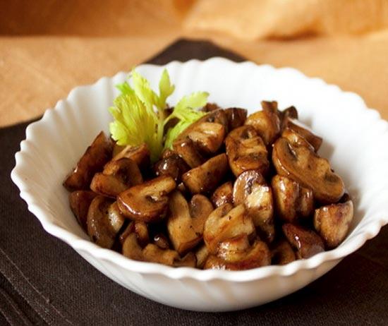 Жареные грибы в мультиварке рецепты 177