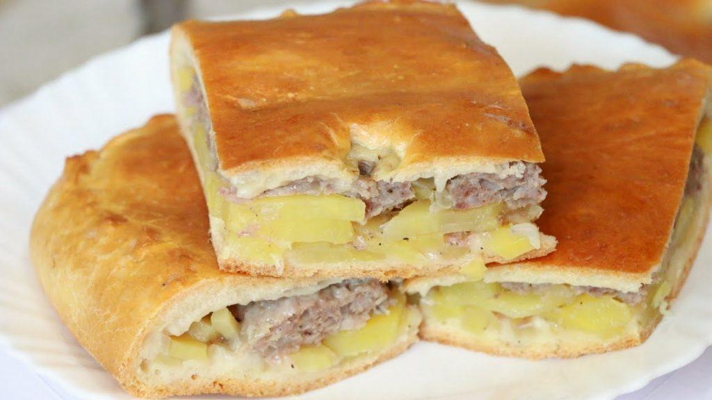 Пирожки с мясом в мультиварке рецепты с фото редмонд
