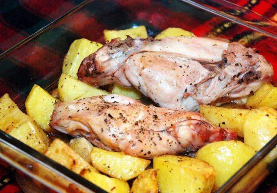 Кролик рецепты приготовления пошаговые 37