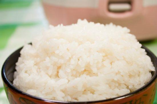 сколько варить рисовую кашу на воде