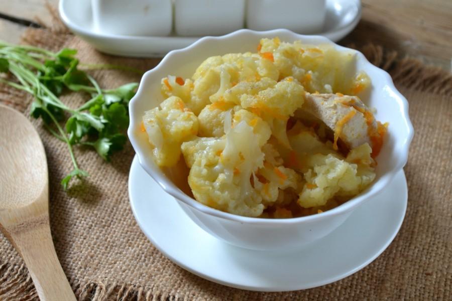 диетические блюда с цветной капустой