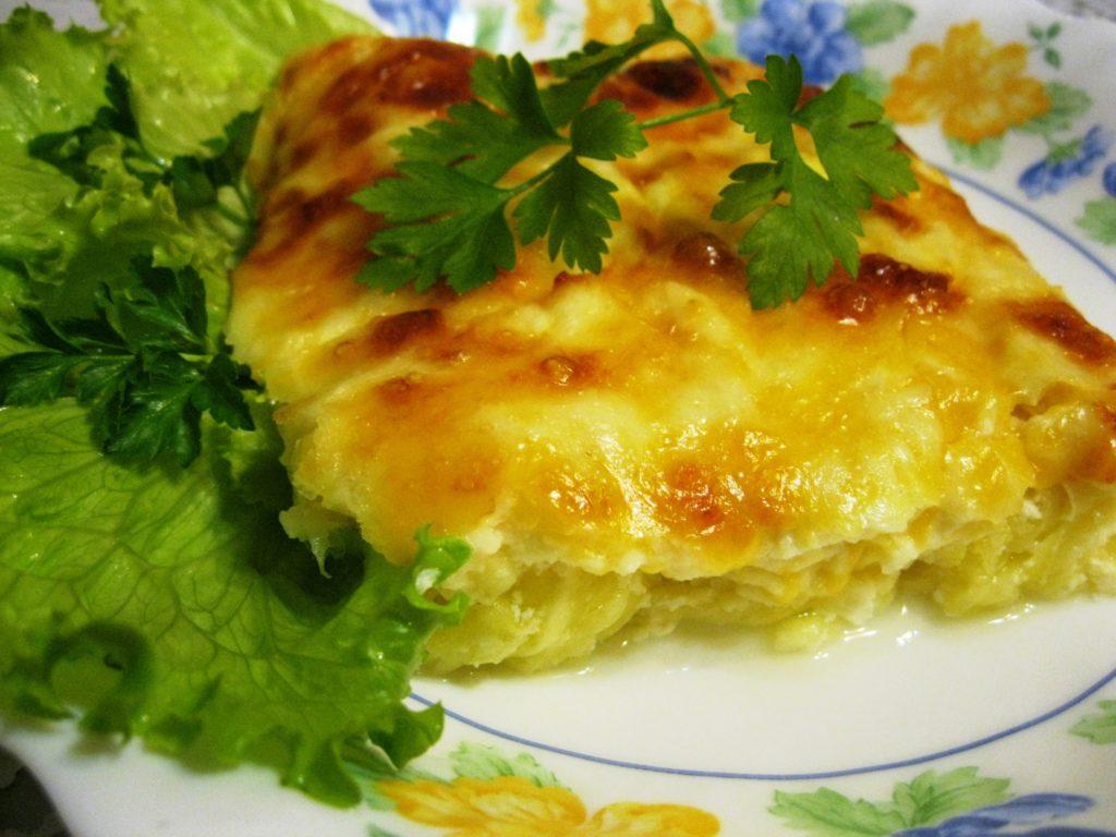 Рецепты запеканок из кабачков с капустой