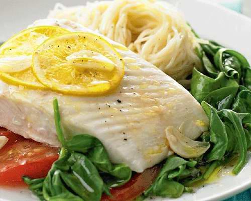 Рыба на пару в мультиварке: легкие пошаговые рецепты с фото 93