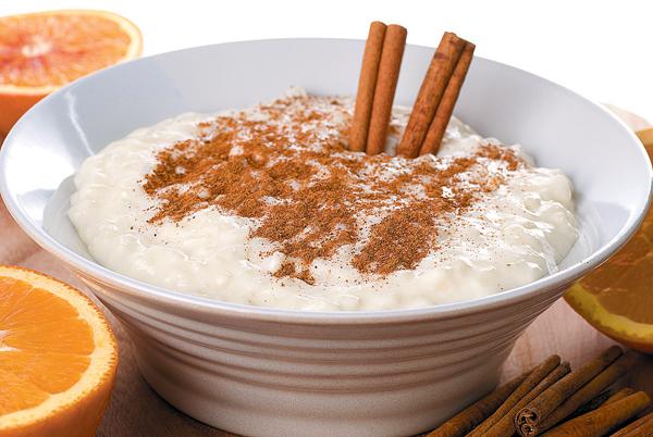 Рецепты - Завтрак-Рисовая каша на молоке