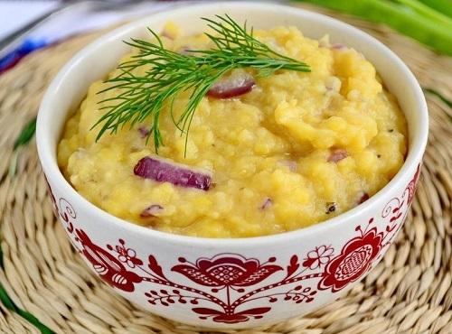 кулинарные рецепты гороховая каша в мультиварке