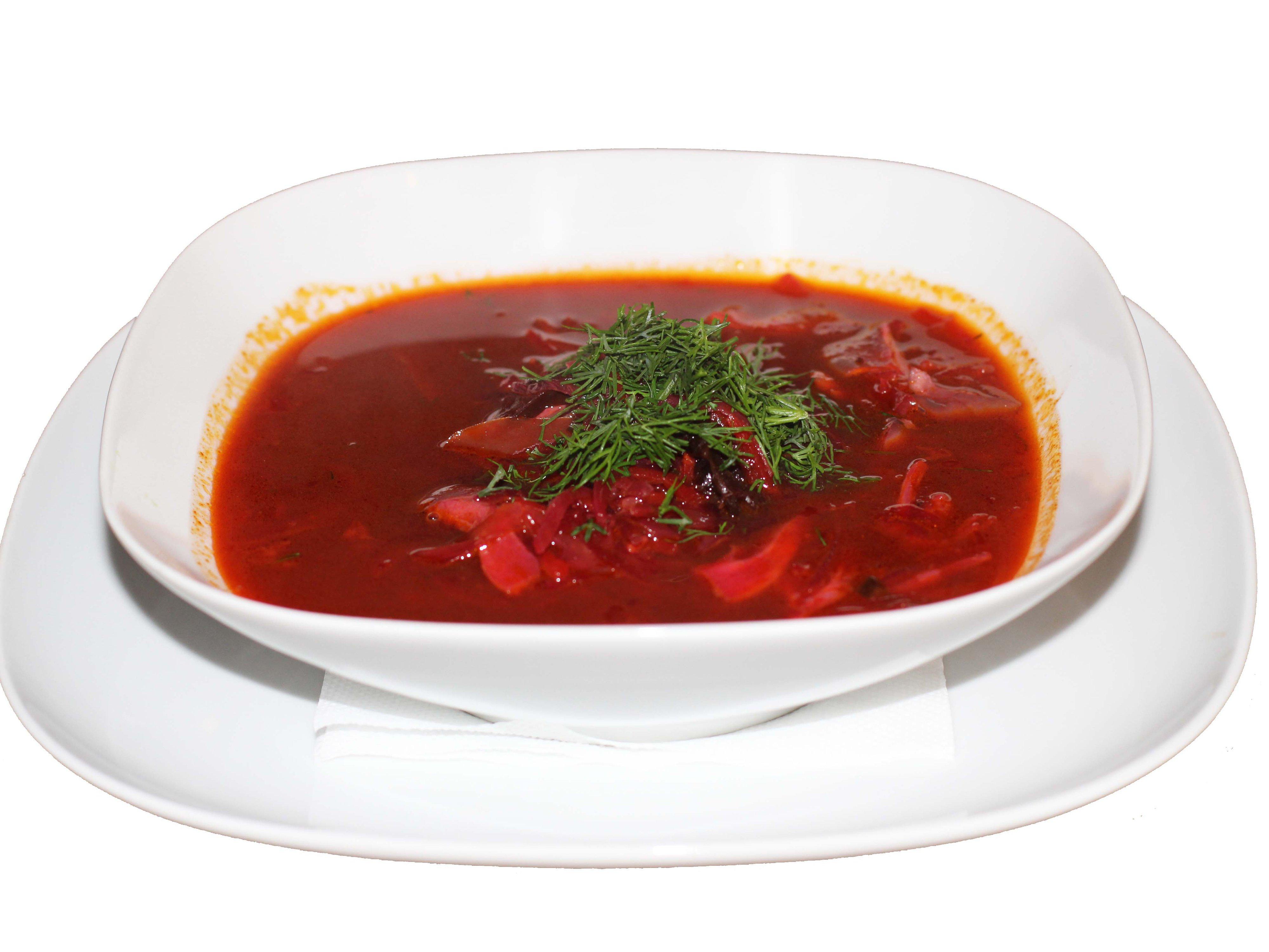 Старорусский рецепт борща