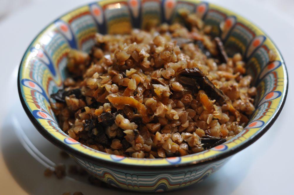 блюда из гречки в мультиварке рецепты с фото