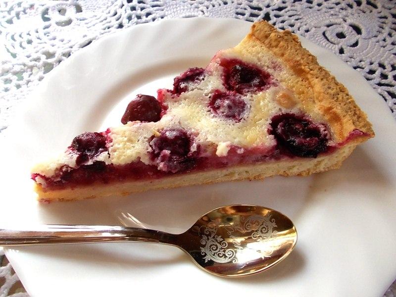 вишневый пирог рецепт с фото пошагово кто задумывается