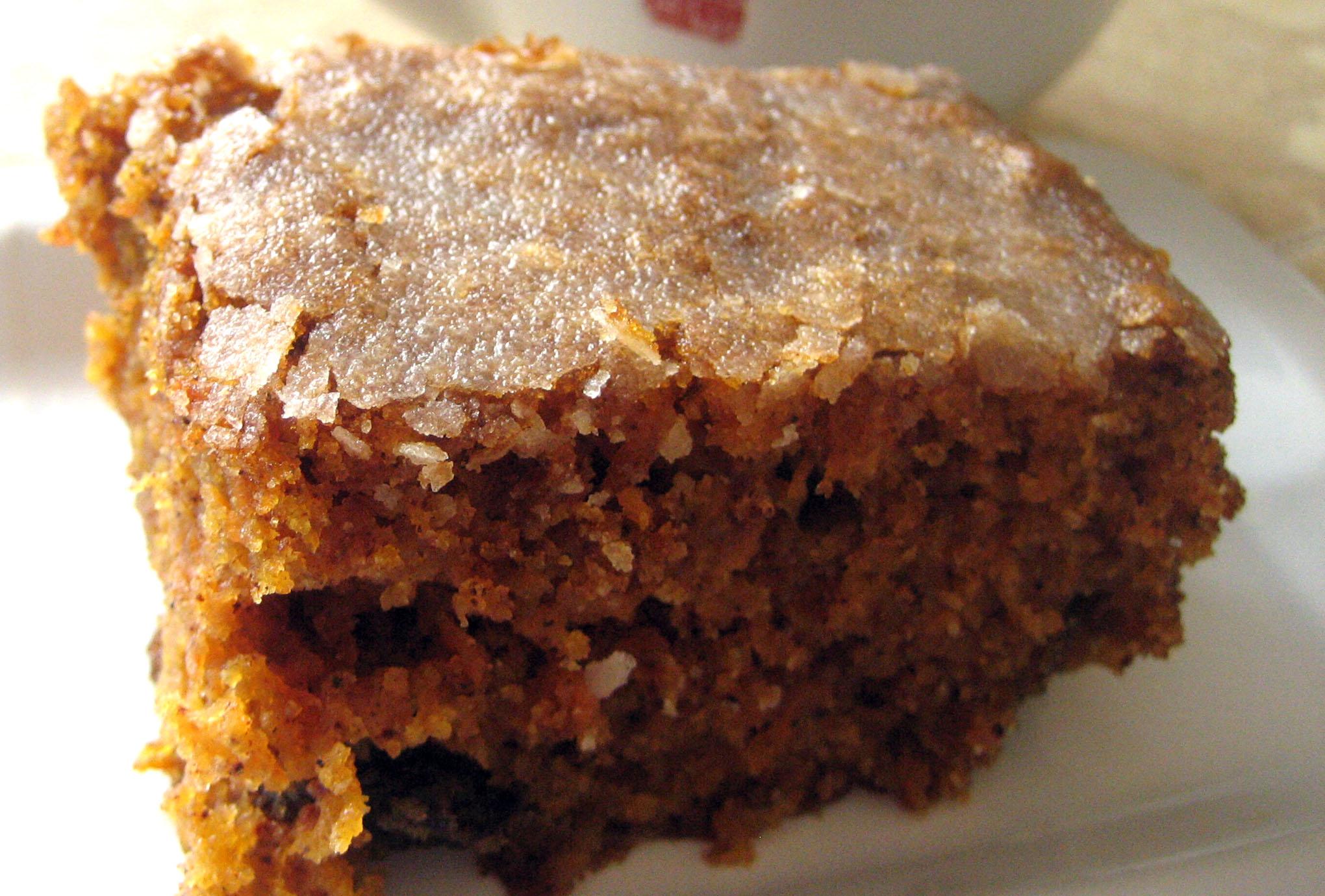 морковный кекс в мультиварке рецепт с фото это фото уже