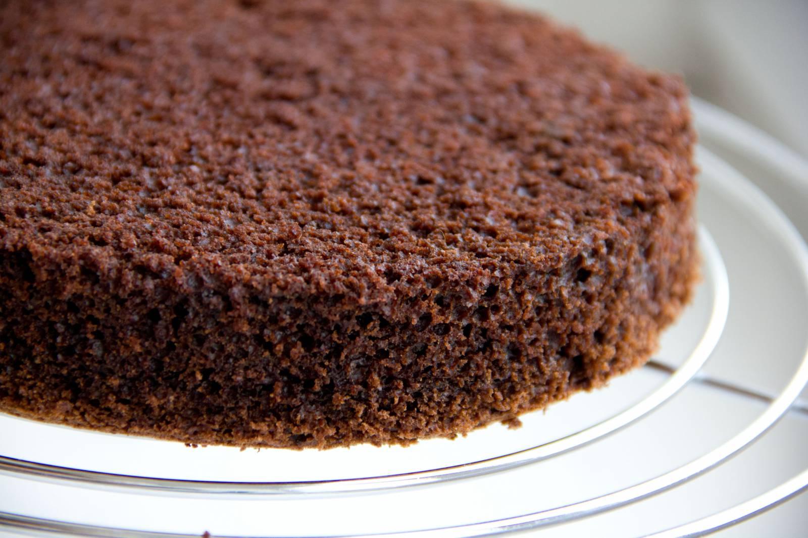 торт на кипятке рецепт в мультиварке редмонд