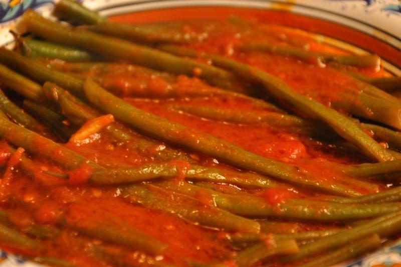 Спаржевая фасоль в томате с болгарским перцем и карри рекомендации
