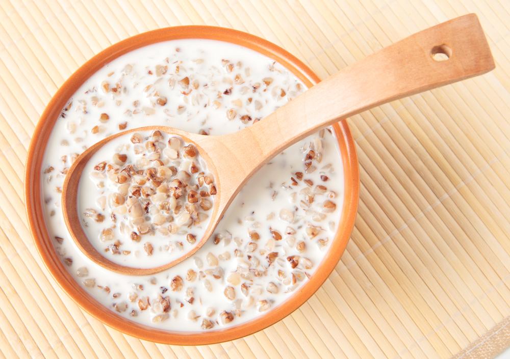 рецепт гречневая каша на молоке в мультиварке