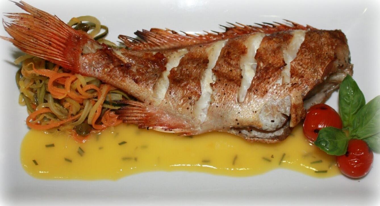 перед владельцем блюда из морского окуня рецепты с фото менее, при