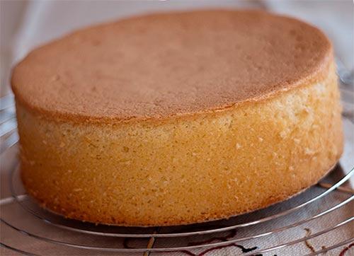 коржи рецепт для торта