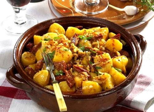 Тушеная картошка с овощами в мультиварке — рецепт с фото пошагово